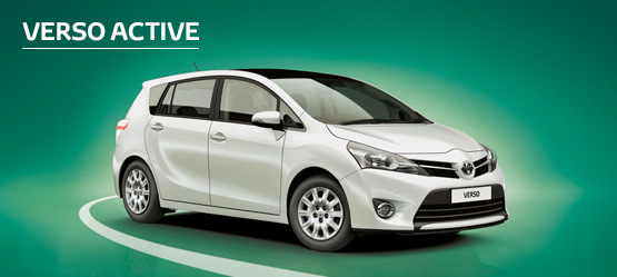 Verso Active 1.6 £295 advance payment (Motability Users Only).