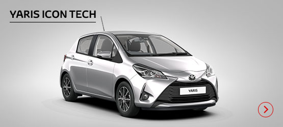 Yaris Icon Tech