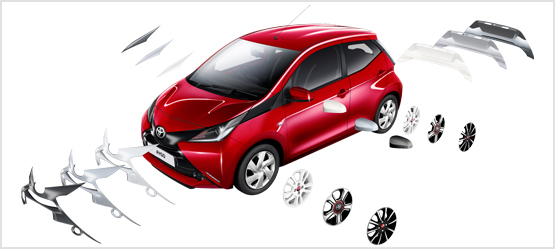 Get the X factor with AYGO accessories