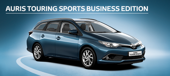 Auris Touring Sports Business Edition from £171 + VAT per month† (Contract Hire)