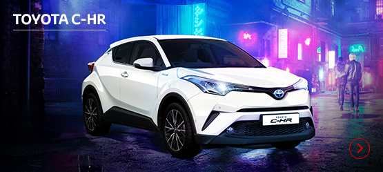 Toyota C-HR | Offers, Deals & Prices | Toyota UK