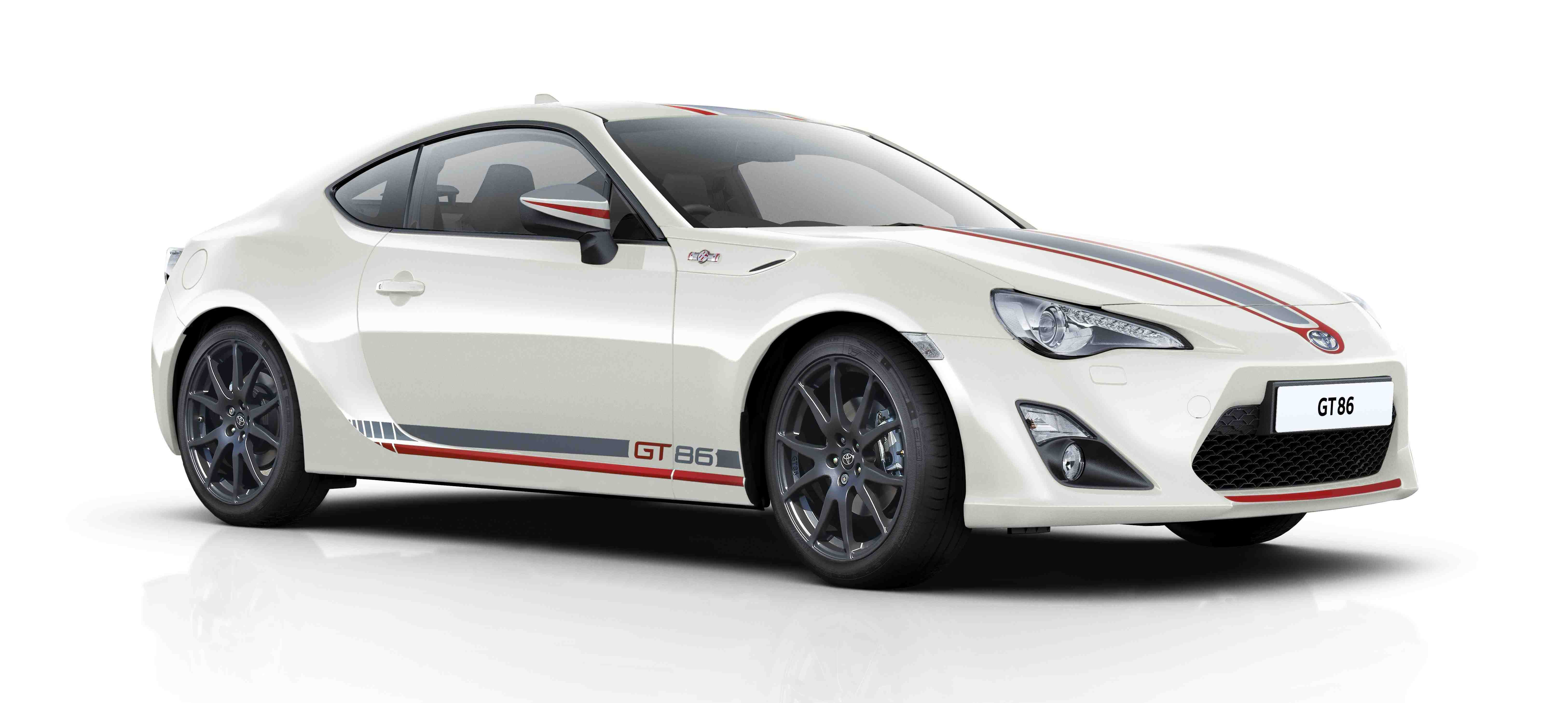 Toyota GT86 limited editions