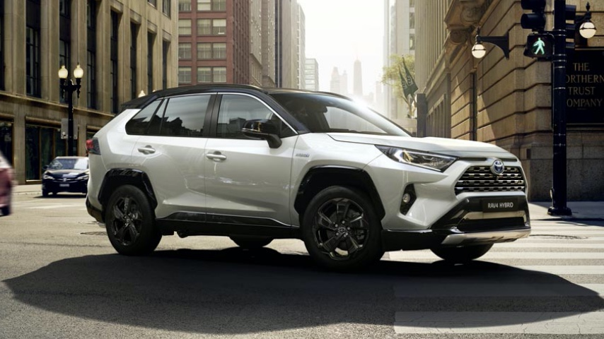 Buy A New Toyota Vehicle Online Toyota Uk
