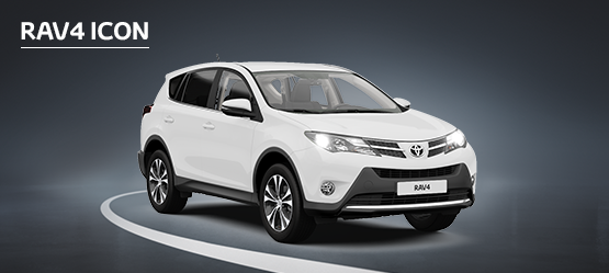 RAV4 Icon 0% APR Representative*