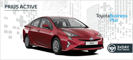 "<h3 style=""text-align: left;""><strong>Prius Active £209 + VAT per month* (Customer maintained)</h3></strong>"