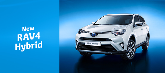 The new Rav4 Hybrid