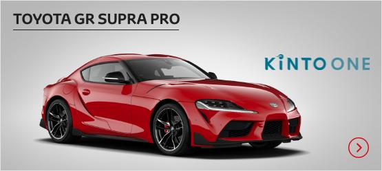 Toyota GR Supra Pro £627+ VAT per month* </br data-verified=