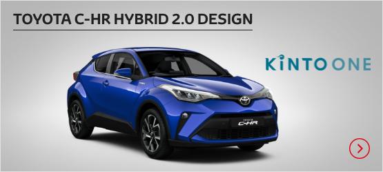 Toyota C-HR Hybrid Design 2.0</br data-verified=