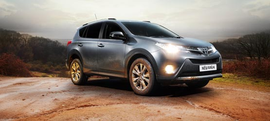 Meet the all new RAV4