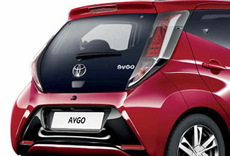 AYGO 2014 | Red | Exterior | Toyota UK