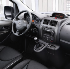 Toyota Proace, Interior, dashboard view