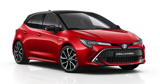 Corolla Hatchback με Toyota Touch