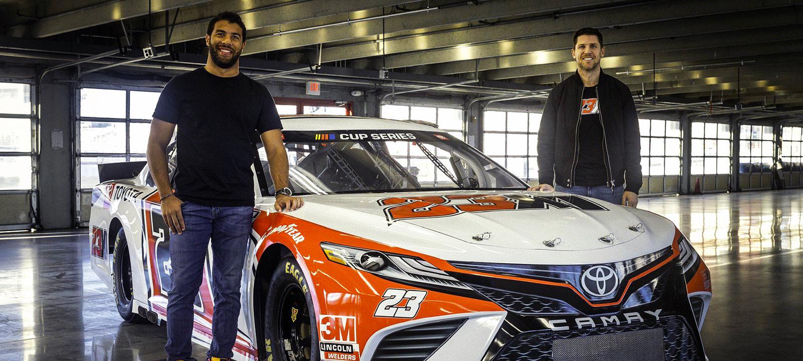 23XI Racing Toyota Camry