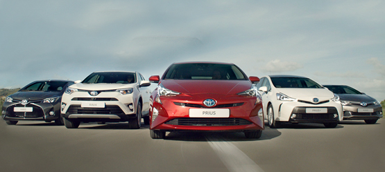 Toyota reveals 97% of Irish Hybrid drivers will continue to buy Hybrid and not switch to Electric Vehicles