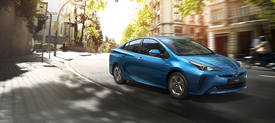 192 Toyota Prius from €32,250 or from €244 per month**