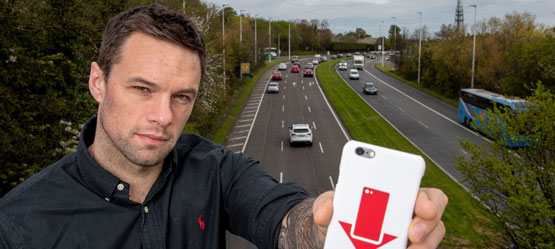 12 million safer KMs driven without mobile phone use – thanks to 'FaceItDown'