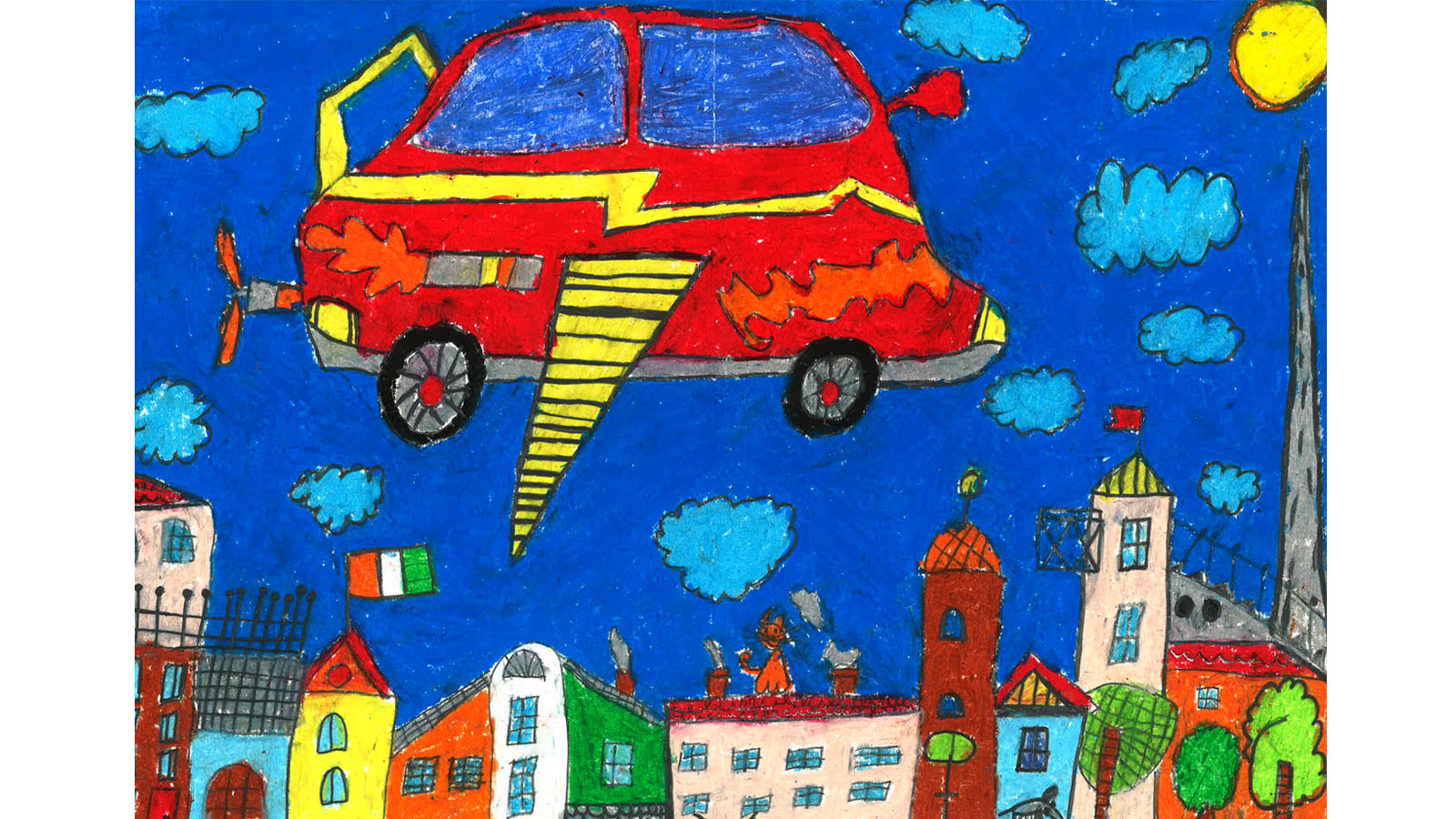 The 12th Toyota Dream Car Art Contest