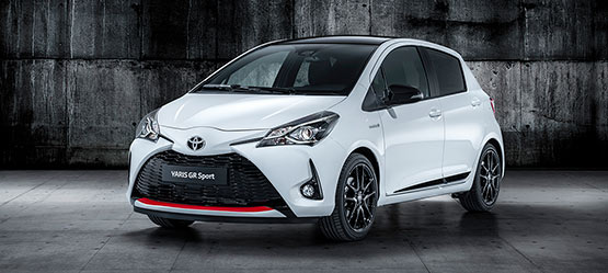 Toyota Yaris GR Sport - World Debut At Paris Motorshow