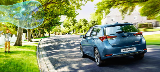 Toyota Unveils Bold New Environmental Targets