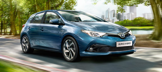 Toyota Motor Europe Hybrid sales keep rising, up 16% year-on-year