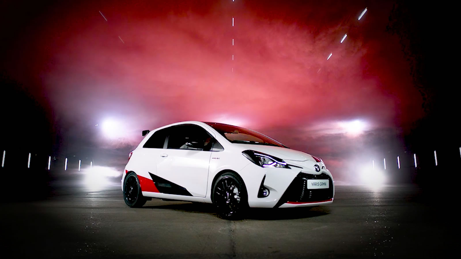 Toyota Yaris Grmn Limited Edition Toyota Ireland