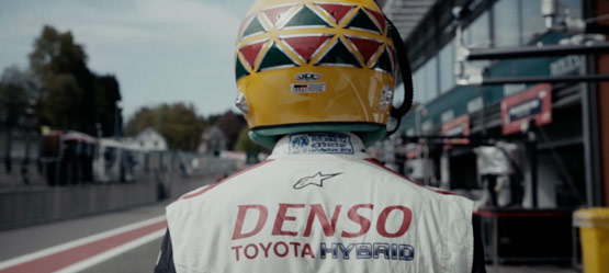 Toyota presents: Driven - The story of Mike Conway