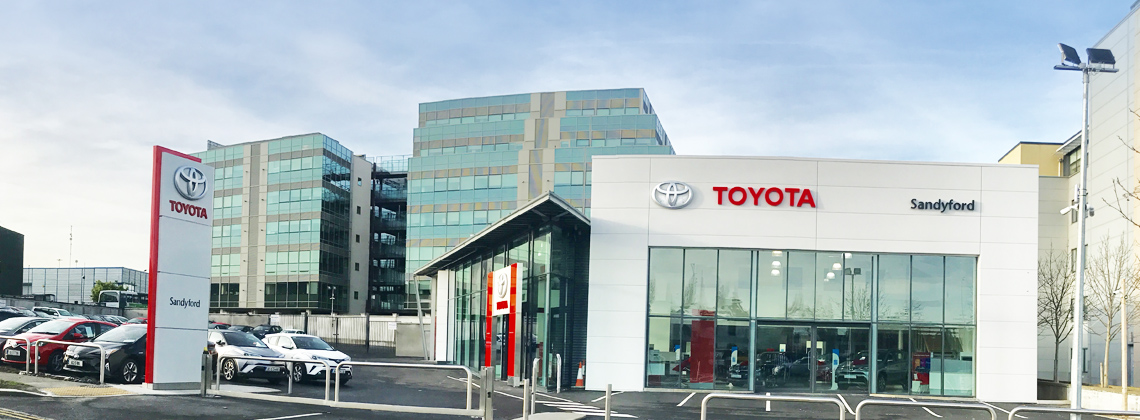 Carroll & Kinsella Churchtown relocates to new Dealership at Sandyford