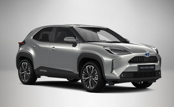 Toyota Yaris Cross Lounge