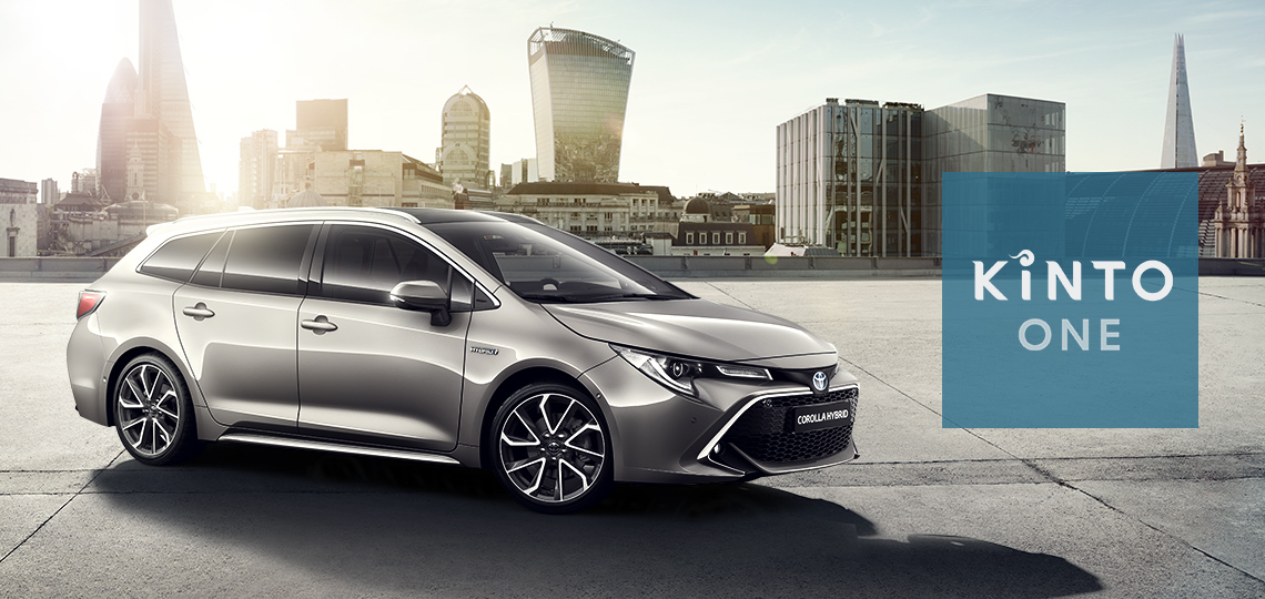 Corolla Hybrid Touring Sports by KINTO ONE