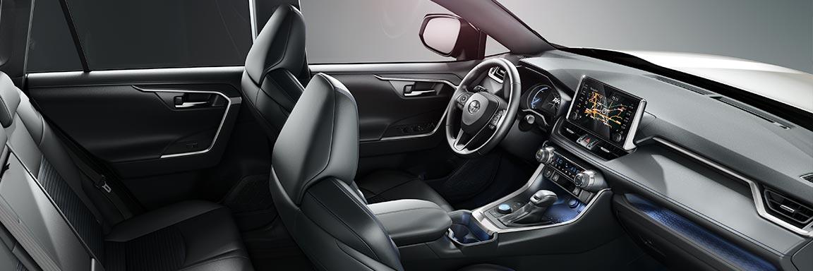 Toyota RAV4 interni