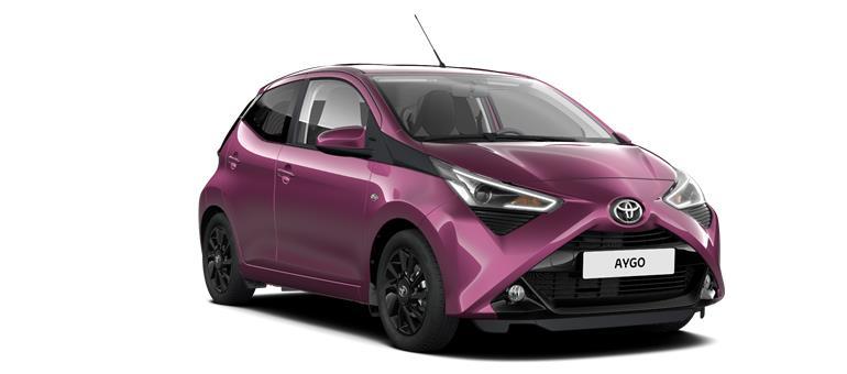 Toyota Yaris Private Lease Financiering Toyota