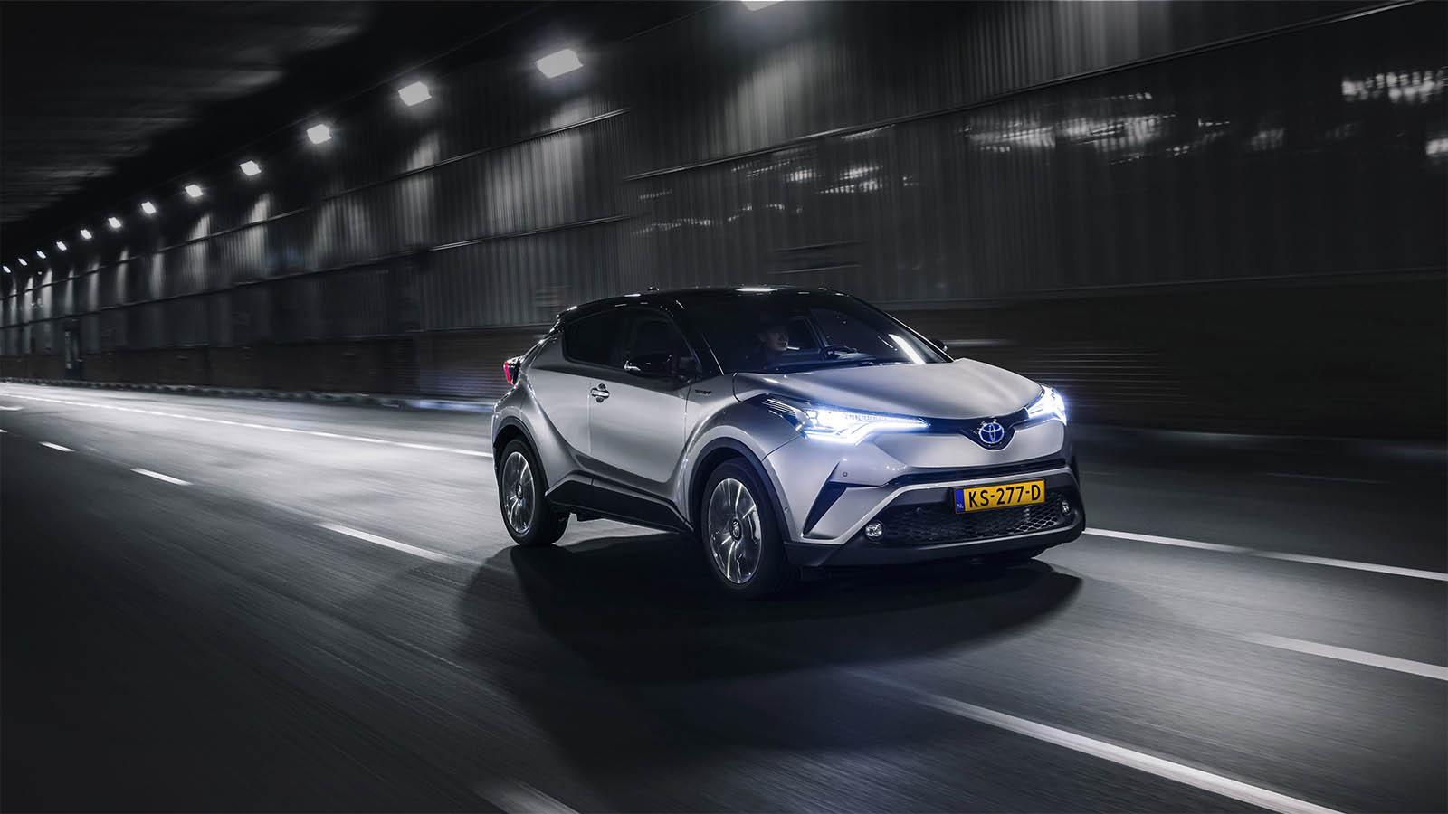 Hybride Belangrijke Aandrijfvorm Transitietijdperk Toyota