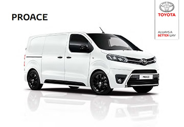 PROACE - Model brochure PROACE Black Line