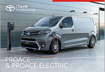 PROACE Electric - Model Brochure