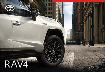 RAV4 - Prijzen en specificaties Business Editions