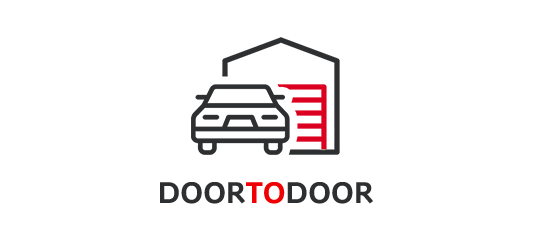 Door-to-door - Ikona