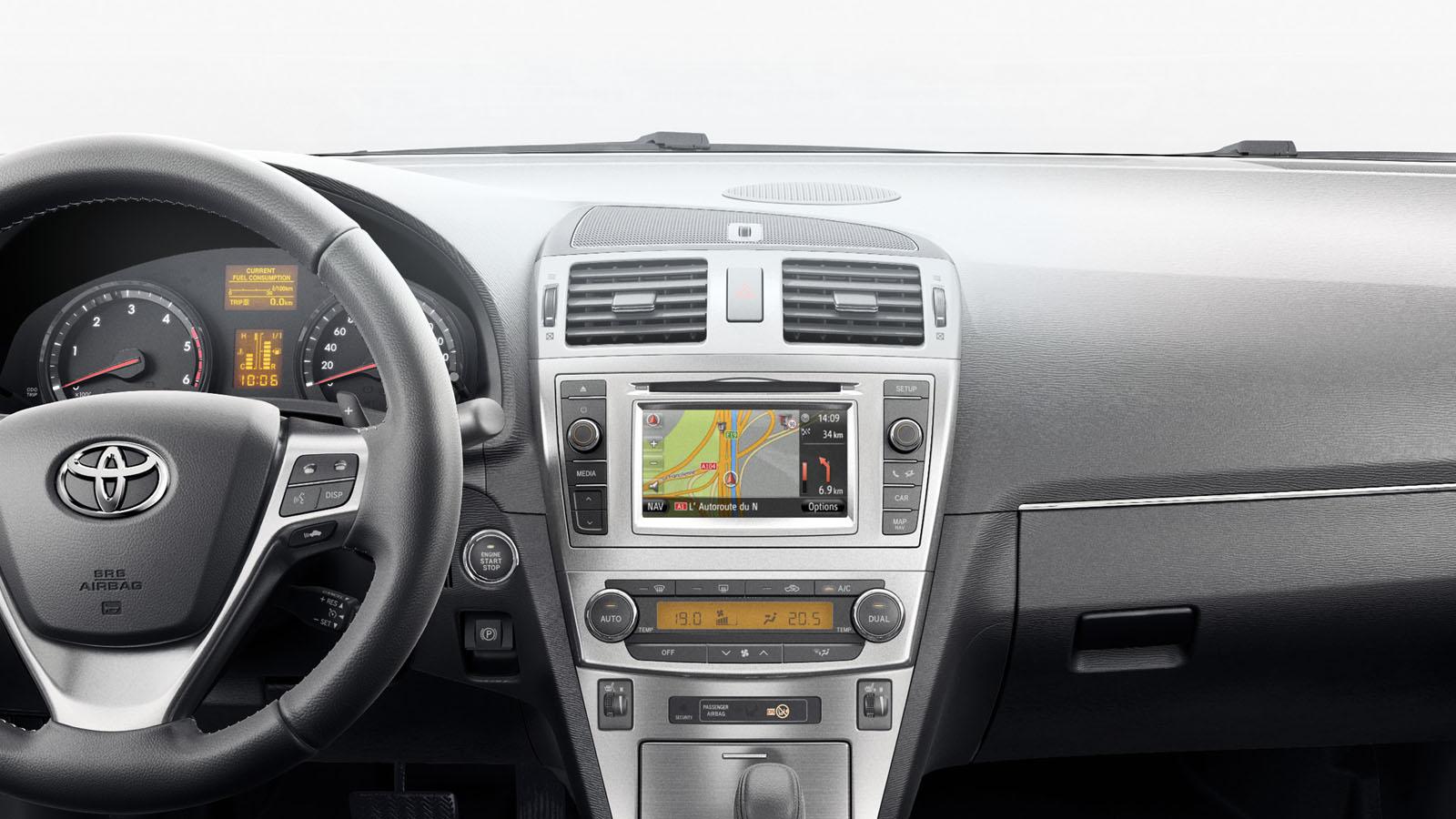 Toyota Polska Aktualizacja Map Nawigacji Touch Amp Go
