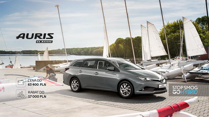 Toyota Auris Ii Kombi Hybryda Wersja Premium Lisia Gora Sprzedajemy Pl
