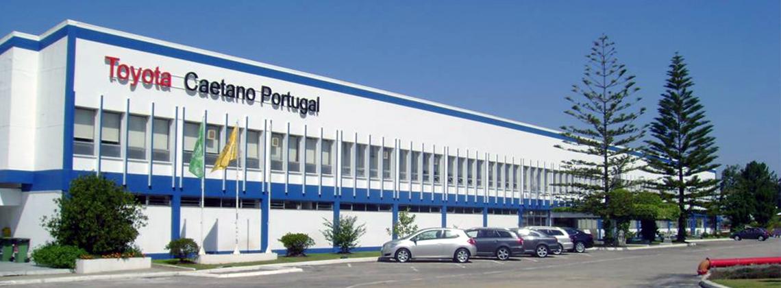 F 225 Brica De Produ 231 227 O Toyota Em Ovar Portugal