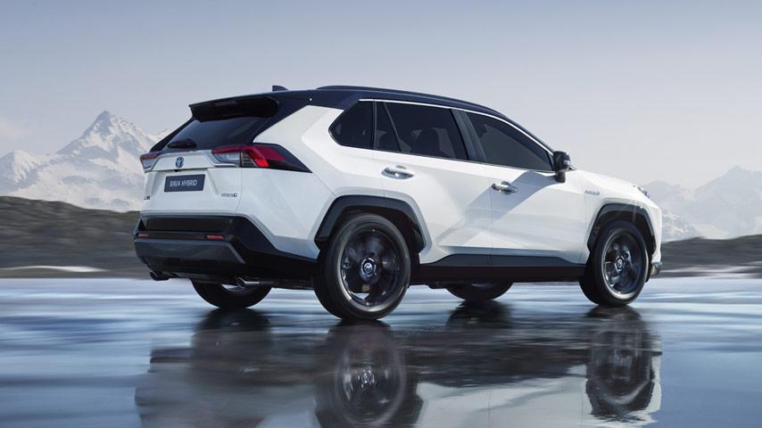 Potpuno SUV. Potpuno Hybrid. | Toyota