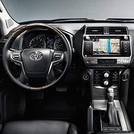 Prilagodite Land Cruiser svojim željam in ustvarite popoln avtomobil