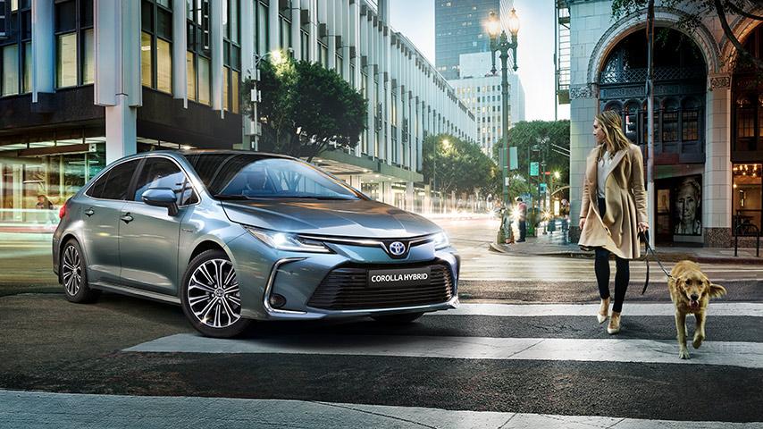 2019 Yeni Toyota Corolla Yeni Toyota Corolla Hibrit