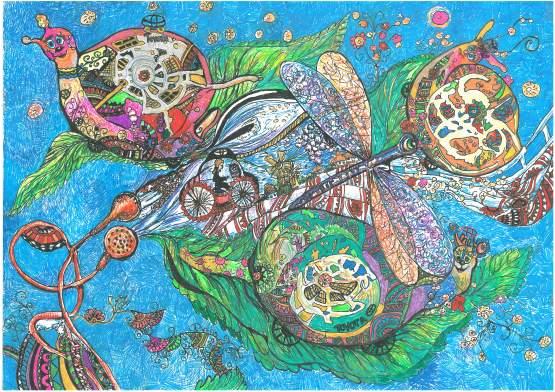 Друге місце:  Від дилерського центру Тойота Центр ВІДІ Автострада, м. Київ  Перехрест Олександр,11 років