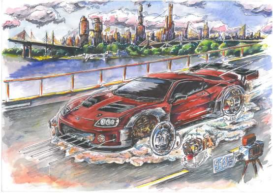 Друге місце: Від дилерського центру Тойота Центр Гранд-Мотор, м. Хмельницький  Шахрай Назар, 15 років